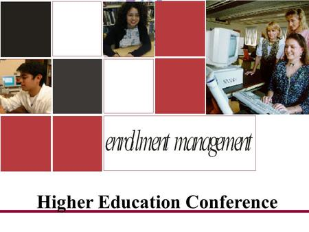 Higher Education Conference. The Adult Learning Focused Institution: Is Yours One? Judith Wertheim, Ed.D. Vice President for Higher Education Services.