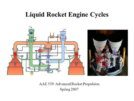 Liquid Rocket Engine Cycles