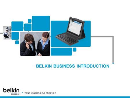 BELKIN BUSINESS INTRODUCTION. Secure DVI-I KVM Switch w/ DCU support 2 P/NDate F1DN104GShipping F1DN104HShipping NIAP Certified EAL 4+ Protection Profile.