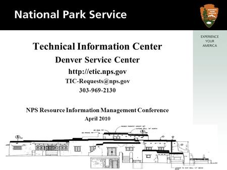Technical Information Center