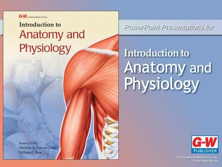 1 Foundations Of Human Anatomy And Physiology Ppt Download