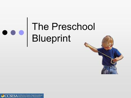 The Preschool Blueprint. How will PFA work? Act becomes effective upon passage of the initiative on the June 2006 ballot and will provide a constitutional.