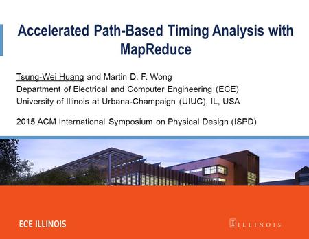 Accelerated Path-Based Timing Analysis with MapReduce