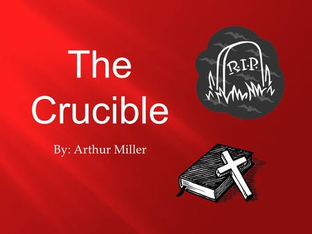 salem witch trials difference between the crucible - the crucible by arthur miller the crucible is a fictional retelling of events in american history surrounding the salem witch trials of the seventeenth century, yet is as much a product of the time in which arthur miller wrote it, the early 1950s, as it is description of puritan society.