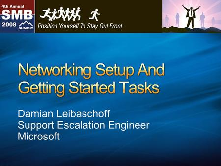 Damian Leibaschoff Support Escalation Engineer Microsoft.