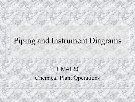 Plant Design I Prof Dr Hasan Farag Ppt Video Online Download