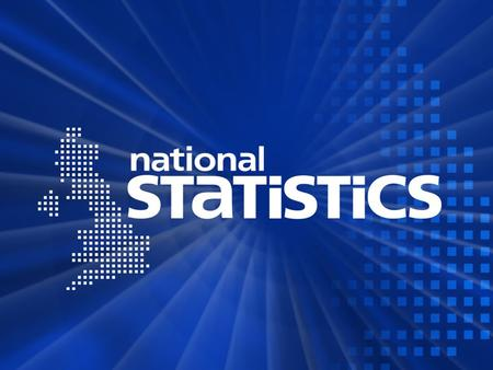 Population Estimates Jonathan Swan, ONS Mid-year population estimates The ONS mid-year population estimates: ●At national level for England, Wales ●At.