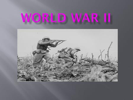 World war II started on September the 1 st 1939 in Europe. World war II ended on September the 2 nd 1945. Adolf Hitler was the Nazis leader or Fuhrer.