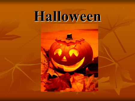 Halloween. The History of Halloween Comes from the pagan holiday Samhain Comes from the pagan holiday Samhain Ancient festival celebrated by the Celts.