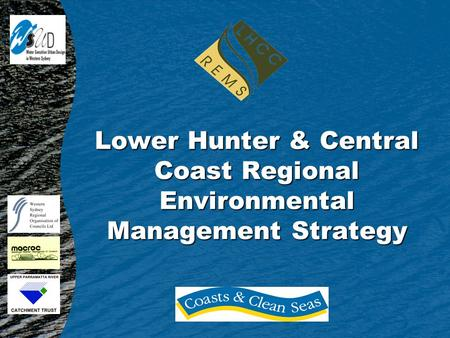 Lower Hunter & Central Coast Regional Environmental Management Strategy.