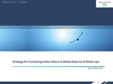Strategy for Increasing India's Share in Global Exports of Made-ups