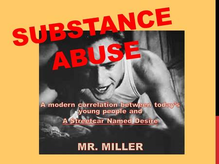 SUBSTANCE ABUSE. DEFINITION OF ADDICTION: The compulsive need for and use of a habit-forming substance (as heroin, nicotine, or alcohol) characterized.