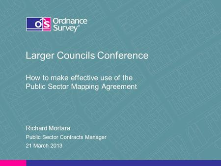 Larger Councils Conference How To Make Effective Use Of The Public