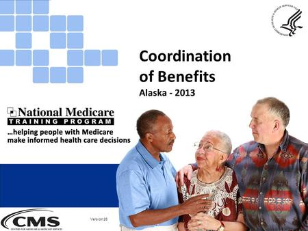 Coordination of Benefits Alaska - 2013 Version 26.