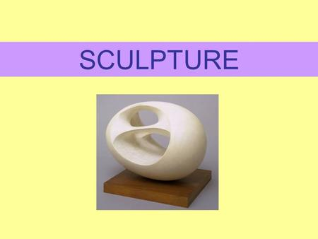 SCULPTURE. Sculpture is three-dimensional artwork created by shaping hard or plastic material, commonly stone (either rock or marble), metal, or wood.