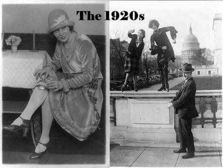 "The 1920s People know the 1920s by various names that imply a certain exuberance in the era: ""the Roaring '20s,"" ""the Jazz Age,"" and ""the Ballyhoo Years,"""