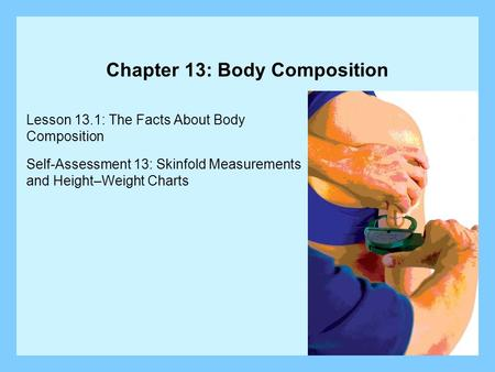 Chapter 13: Body Composition