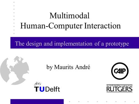 human computer interaction and speech recognition moores Tu berlin offers a specialisation in multimodal interaction with courses in speech signal processing and speech technology, speech recognition, emotion and situation recognition, image analysis, vision-based interaction, and biometrics.