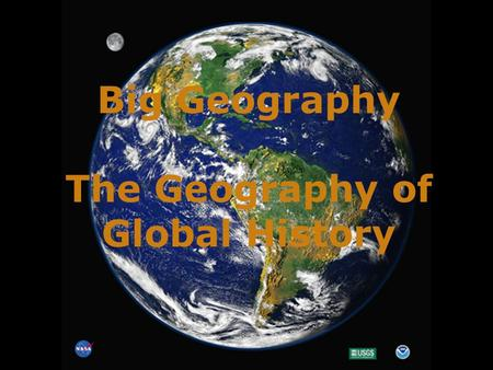 Aim Are Accepted Geographical Divisions Of The Earth Right