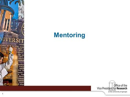 1 Mentoring. 2 Mentor / Trainee Responsibilities Fraught with Challenges RESPONSIBLE CONDUCT IN RESEARCH.