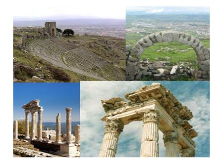 Pergamum is one of the seven churches in Turkey. To the angel of the church in Pergamum write: These are the words of him who has.