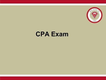 becoming a texas cpa Completing an undergraduate program is an important first step in becoming a cpa the bachelor of business administration in accounting and bachelor of science in accountancy are degrees commonly.