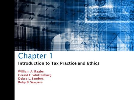 Elements of Taxation. Elements of Taxation Elements of Tax Practice.
