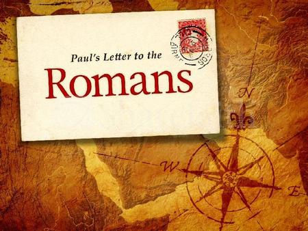 INTRODUCTION Paul and God – 1:1-6 Paul and the Roman Christians – 1:7-13 Paul and the Gospel – 1:14-17.