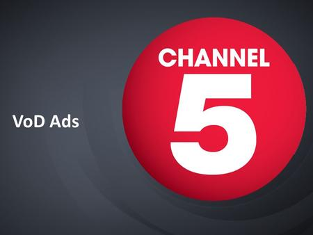 Channel 5 Display Ad Specs channel5 com  Channel5 com