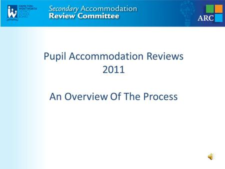 Pupil Accommodation Reviews 2011 An Overview Of The Process.
