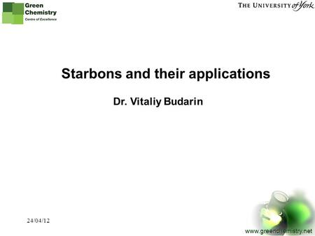 Starbons and their applications