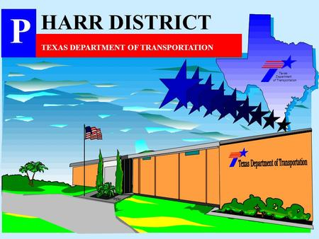 Texas Department of Transportation.  Authorized under TEA-21  Discretionary Program (Fed Earmarks)  Pharr District Allocations 1.Border State Insp.