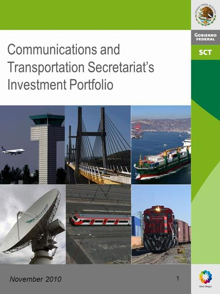 Communications and Transportation Secretariat's Investment Portfolio