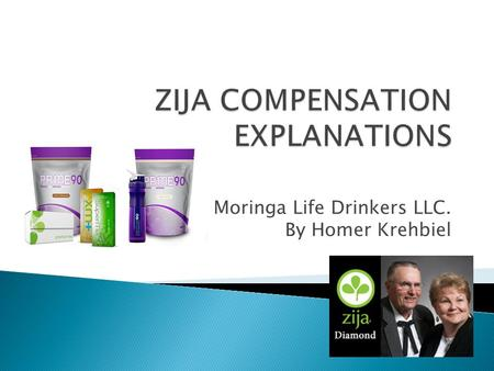 ZIJA COMPENSATION EXPLANATIONS