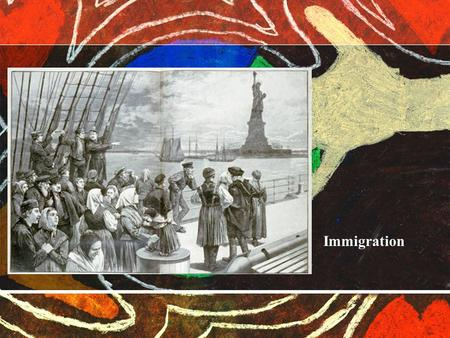 Immigration. Introduction Foreign-born pop. Nearly doubled between 1870- 1900 Many feared they would destroy American culture, instead, Americans adapted.