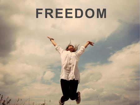 "FREEDOM. 2 Cor 2:11 ""so that no advantage would be taken of us by Satan, for we are not ignorant of his schemes. Eph 6:10-13 ""10Finally, be strong in."