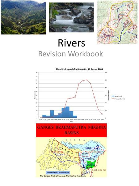 Rivers Revision Workbook. Fill in the diagram below by adding the key words from the list below: Evaporation, Groundwater flow, Precipitation, Movement.