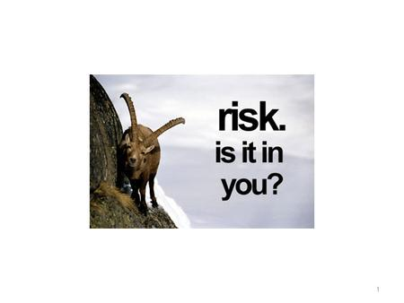 Introduction The relationship between risk and return is fundamental to finance theory You can invest very safely in a bank or in Treasury bills. Why.