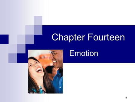 1 Chapter Fourteen Emotion. 2 What is an Emotion? Emotions  subjective experiences that arise spontaneously and unconsciously in response to the environment.