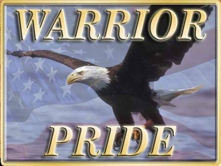 1-3-3. Warrior Pride is an Army-wide substance abuse campaign designed to reduce and deter drug use and alcohol abuse among Soldiers. Warriors PrideSoldiers.