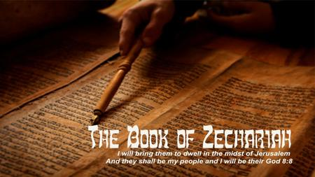 When the prophets Haggai and Zechariah son of Iddo prophesied to the Jews who were in Judah and Jerusalem in the name of the God of Israel who was over.