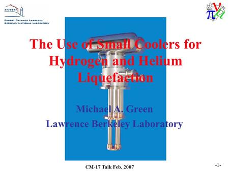 The Use of Small Coolers for Hydrogen and Helium Liquefaction