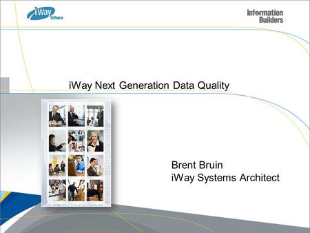 iWay Next Generation Data Quality