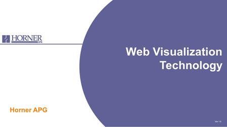 Web Visualization Technology Horner APG Ver 1.0.