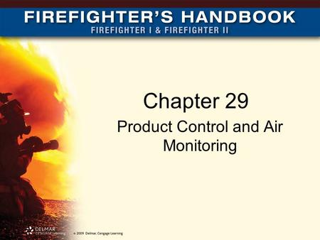 Chapter 29 Product Control and Air Monitoring. Introduction Product control techniques can provide quick reduction in damage Reduction of surface area.