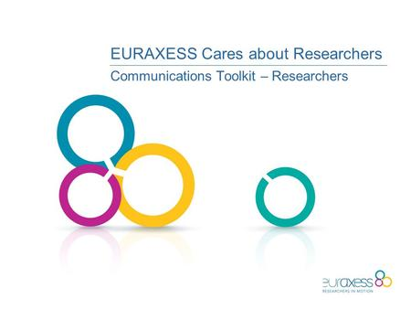 EURAXESS Cares about Researchers Communications Toolkit – Researchers.