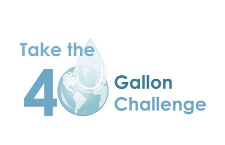4 Gallon Challenge Take the. What is the 40-Gallon Challenge? The 40 Gallon Challenge is a multi-state campaign that challenges residents to conserve.