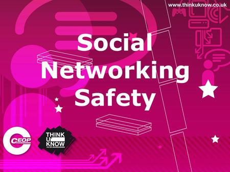 Social Networking Safety. Dangers of online social networking Facebook Twitter Instagram.