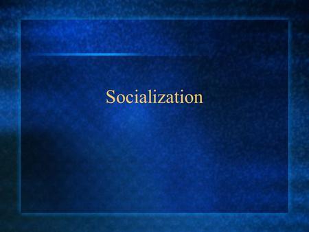 Define Nature Vs Nurture Sociology