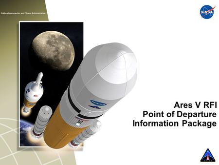 Ares V RFI Point of Departure Information Package